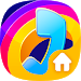Download Color Flash Launcher - Call Screen, Themes 1.1.2 APK