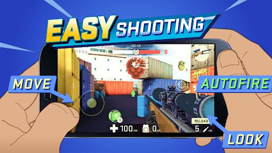 screenshot of Combat Assault: CS PvP Shooter version 1.37.57