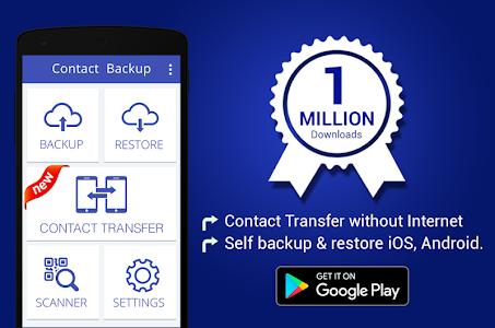 Download Contact Backup 6.20 APK