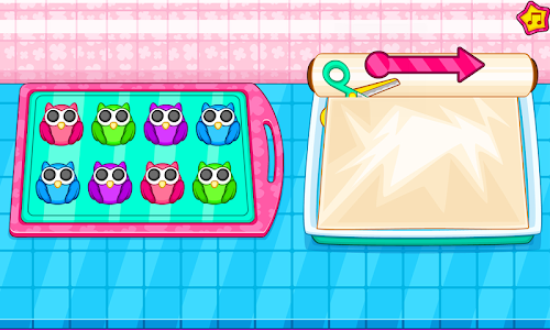 Download Cook owl cookies for kids 1.0.2 APK