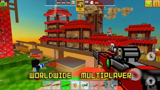 screenshot of Cops N Robbers - FPS Mini Game version 7.1.0