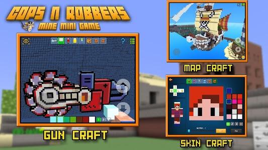 screenshot of Cops N Robbers - FPS Mini Game version 5.3.1