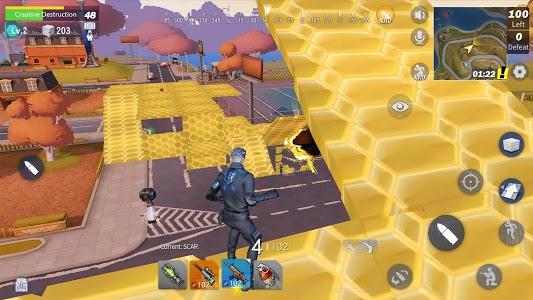 screenshot of Creative Destruction version 1.0.911