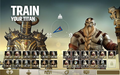 screenshot of Dawn of Titans - Epic War Strategy Game version 1.26.0