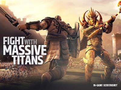 screenshot of Dawn of Titans version 1.6.15