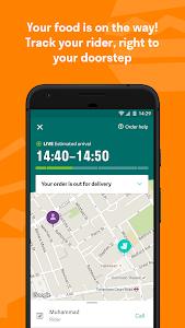 Download Deliveroo: Restaurant Delivery  APK