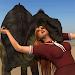 Download Dinosaur and Schoolgirl Puzzle 1.0 APK