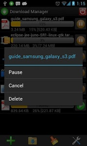 Download Download Manager 1.1.9 APK