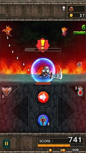 screenshot of Dragon Storm version 1.3.1