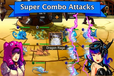 Download Dragon Tear (RPG) 2.17 APK