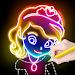 Download Draw Glow Princess 1.0.9 APK