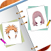 Download Learn to draw hairstyles - Learn to draw Hair 1.1 APK