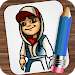Download Drawing Subway Surfers 1.02 APK