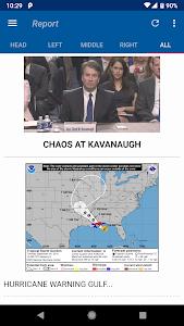 Download The Report, Fox, Breitbart - Conservative News 1.11.6 APK