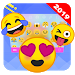 Download Emoji One Stickers for Chatting apps(Add Stickers)  APK