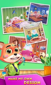 Download Cat Runner: Design Home-Room 1.8.4 APK