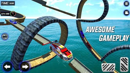 screenshot of Extreme City GT Car Stunts version 1.3
