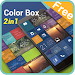 Download (FREE) Color Box 2 In 1 Theme 1.0 APK