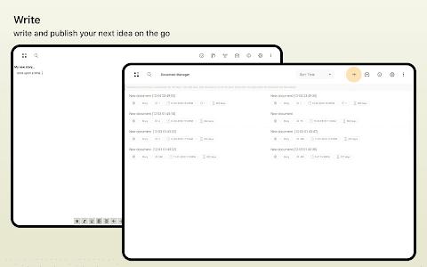screenshot of FanFiction.Net version 15.1