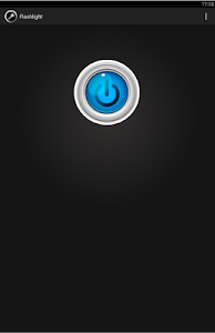 screenshot of Flashlight version 2.0