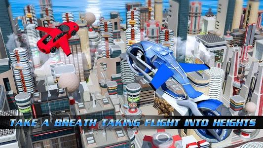Download Flying Bike Steel Robots 1.1.9 APK