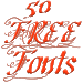 Download Fonts for FlipFont 50 11 3.23.0 APK