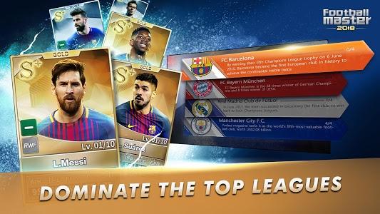 Download Football Master 2018 4.4.1 APK