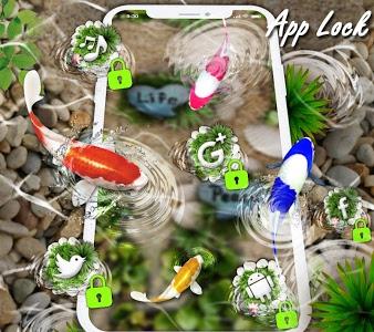 Download Free Koi Fish 3D Theme With Animation ? 1.1.24 APK