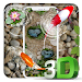 Download Free Koi Fish 3D Theme With Animation ? 1.1.24 APK