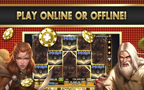 Download Slot Machines! 1.109 APK
