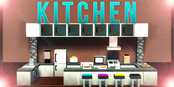 Download Furniture Mods for Minecraft PE 1.1.5 APK