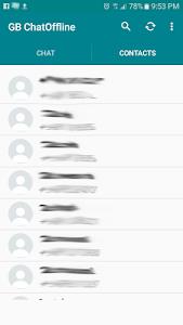 Download GB chat offline (no last seen) 1.5 APK