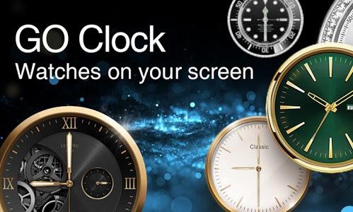 Download GO Clock - Alarm Clock & Theme 2.0.6.2 APK