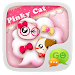Download GO SMS PRO PINKYCAT THEME v1.0 APK