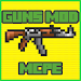 Download GUNS Mod for mcpe 1.10 APK