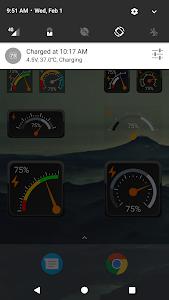Download Gauge Battery Widget 6.0.2 APK