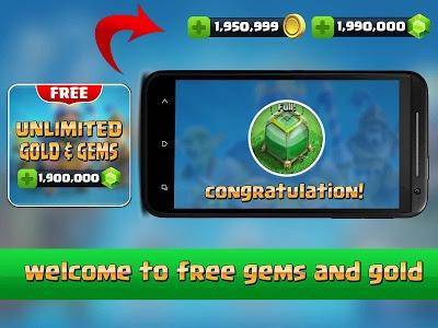Download Gems Clash Royale PRANK 3.0 APK
