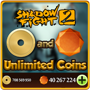Download Gems for Shadow Fight 2 prank 4 APK