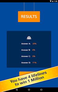 screenshot of General Knowledge Quiz version 6.10.5
