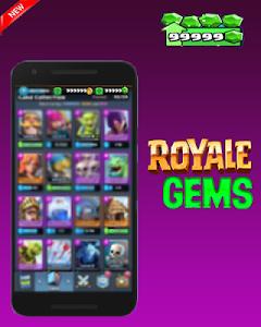 Download Glitches fo Clash Royale prank 2.0 APK