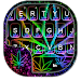 Download Glow Rasta Weed Keyboard Theme 18.0 APK