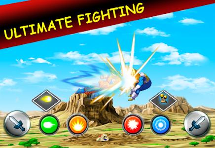 screenshot of Guko Saiyan For Super Fight version 1.4.5