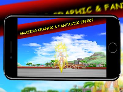 screenshot of Goku Saiyan For Super Fight version 1.4.4