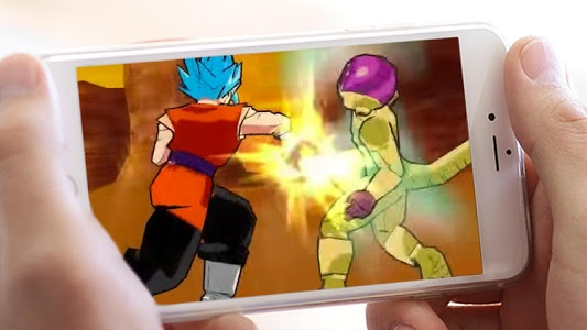 screenshot of Goku War: Shin Budokai 2 version 1.0.4