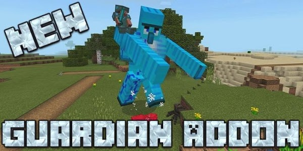 Download Guardian Add-on for MCPE 2.0 APK