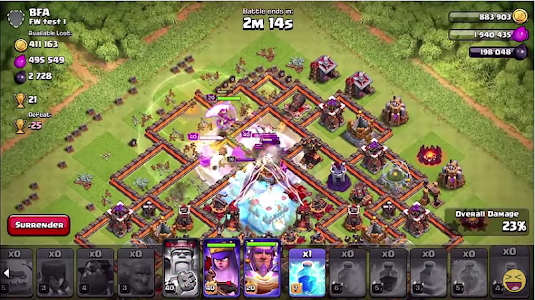 screenshot of Guide Clash of Clans - Prank version 1.0