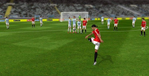 screenshot of Guide : Dream League Soccer 16 version 5