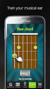 screenshot of Guitar Tuner Free - GuitarTuna version 3.2.1