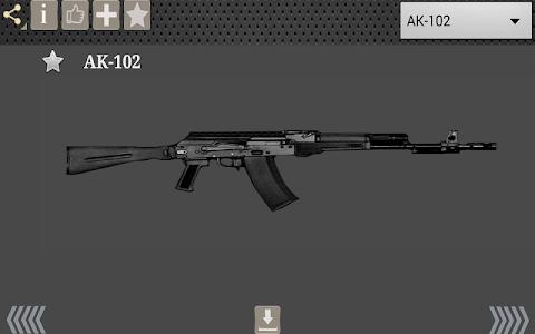 screenshot of Guns Sound version 1.18.11
