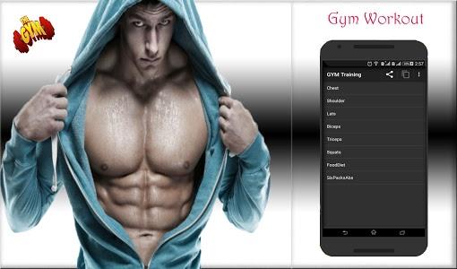 Download Gym Trainer– Workout coach app 1.3.9 APK